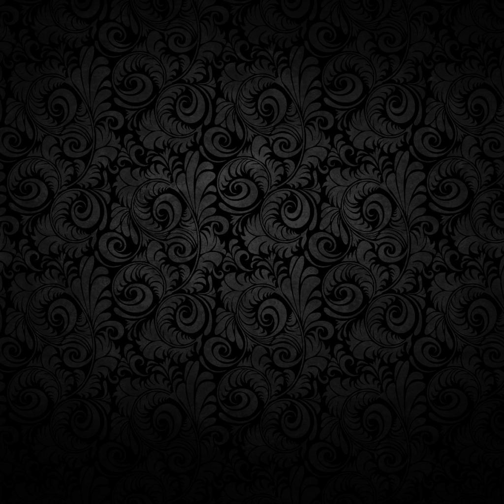 чёрные картинки на заставку