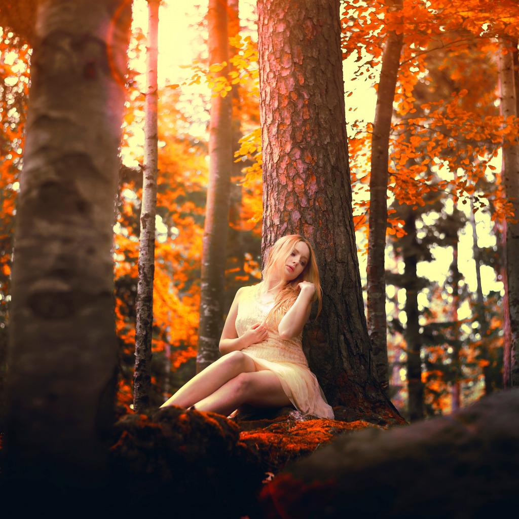 Голые девушки девушка в лесу без всего козококиский порнухо