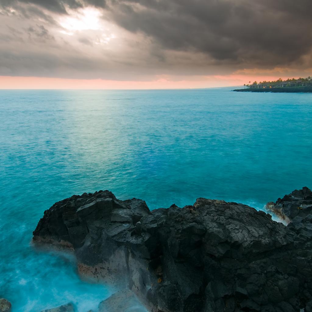 фото море на айфон бывший