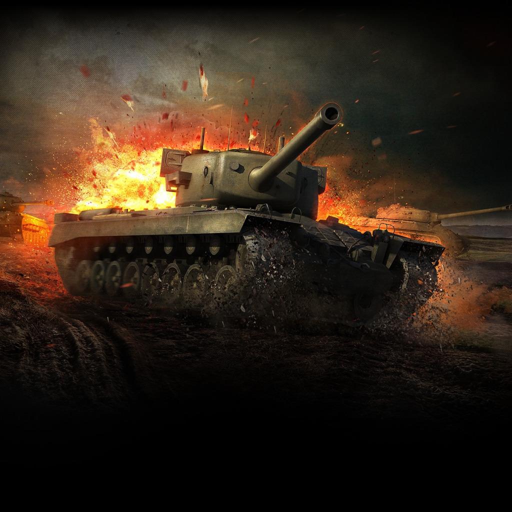 обои world of tanks на рабочий стол ис 7