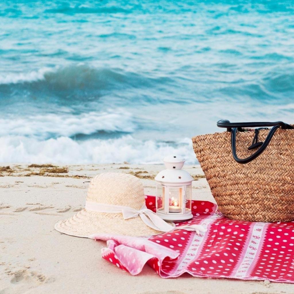 пляжная тема картинки весенний