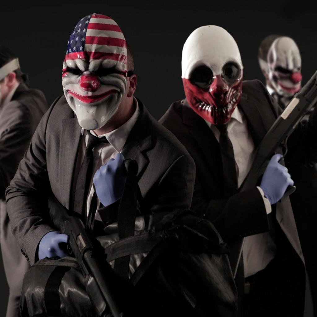 Скачать Игру Про Клоунов Грабителей - фото 3