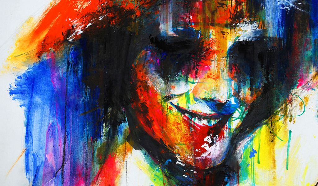 Картинки псих портрета