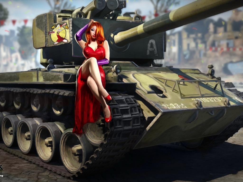 photos of single girls танки № 167046