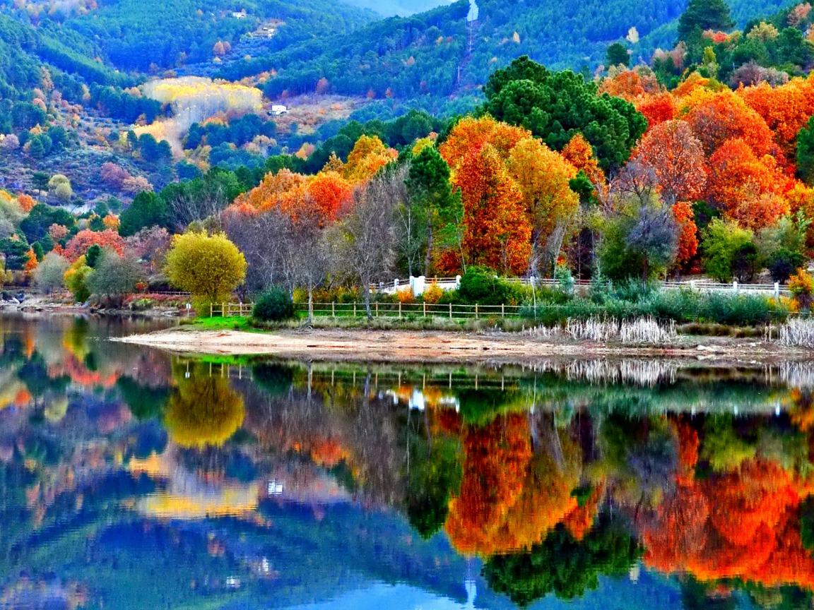 как один самые красивые осенние пейзажи фото фото, подтверждавших то