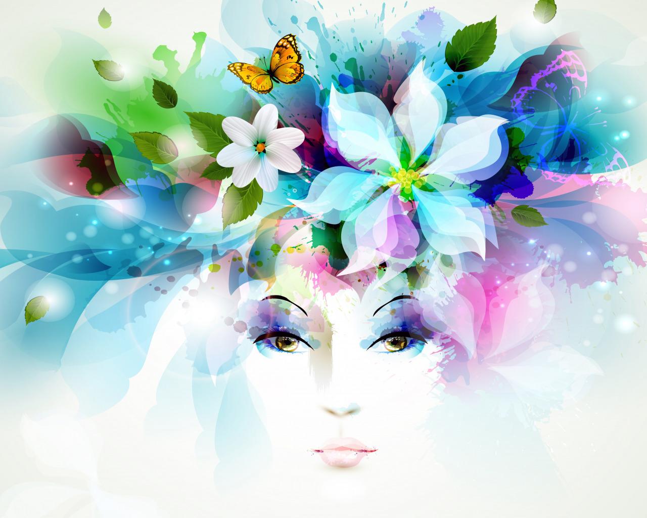 Красивые фото с цветами на аватарку