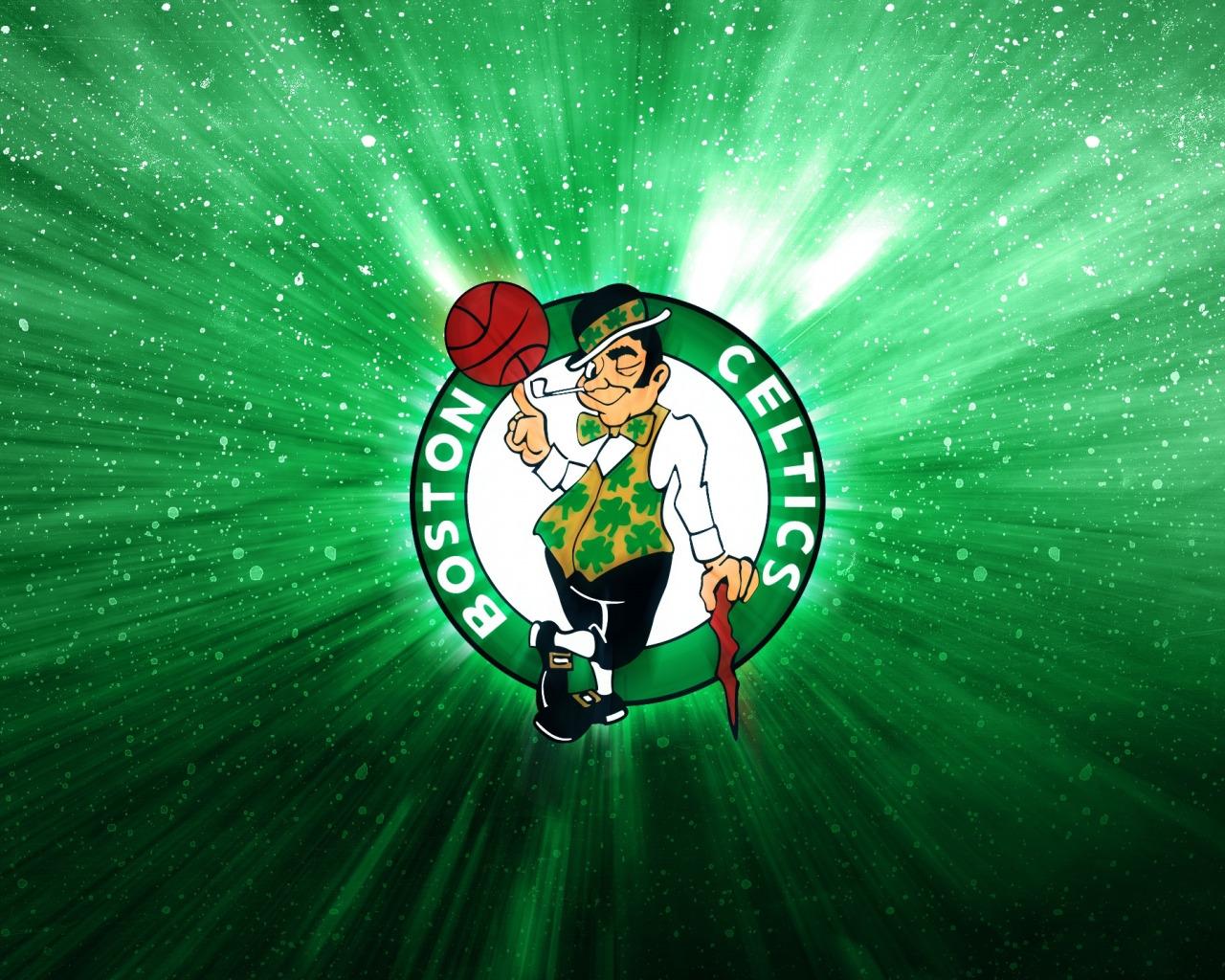 Boston celtics logo photos