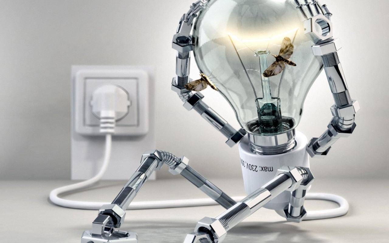 Красивая открытка, смешные картинки про электриков на рабочий стол