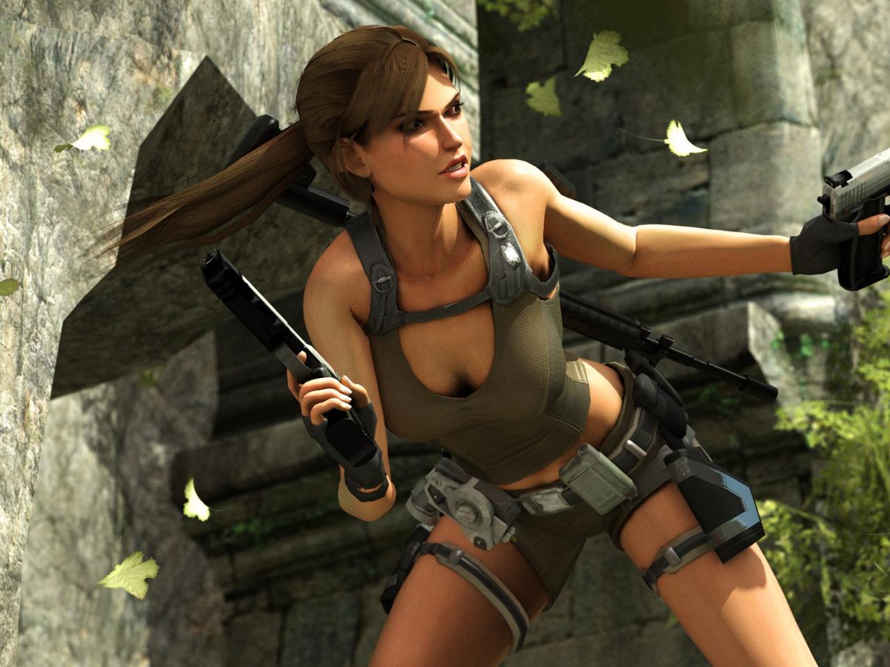 Lara croft underworld naked clips