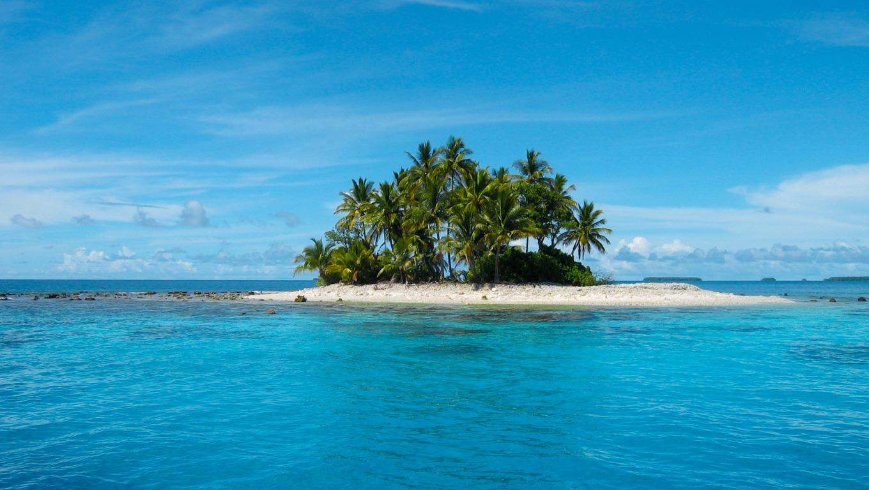 Картинки островов в океане, про ремонт