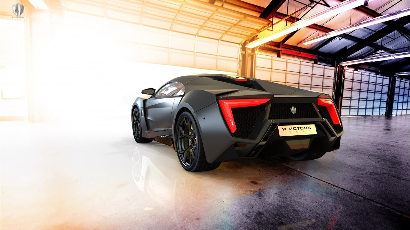 W Motors  Official Site