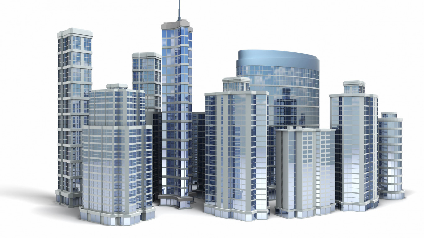 Любовную, картинки зданий для презентации