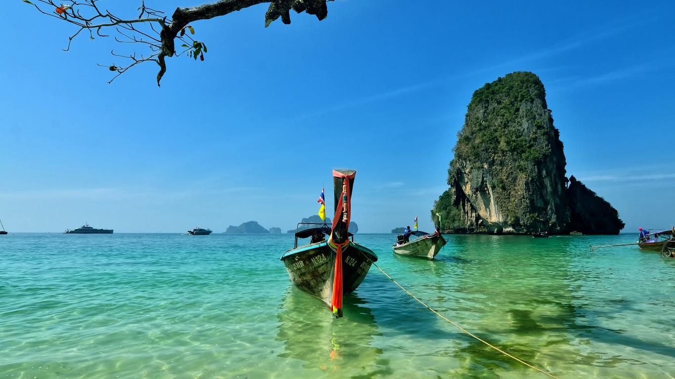 Тайланд 2017
