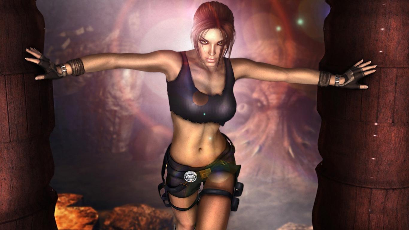 Lara croft as a slave porn movies