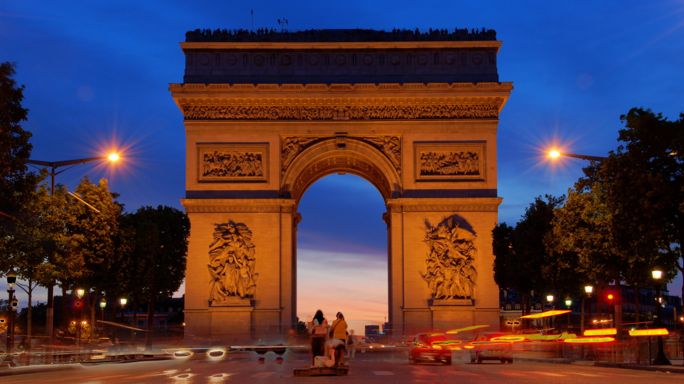 world heritage arc de triomph Iconx arc de triomphe mahal is widely recognized as the jewel of muslim art in india and one of the universally admired masterpieces of the world's heritage.
