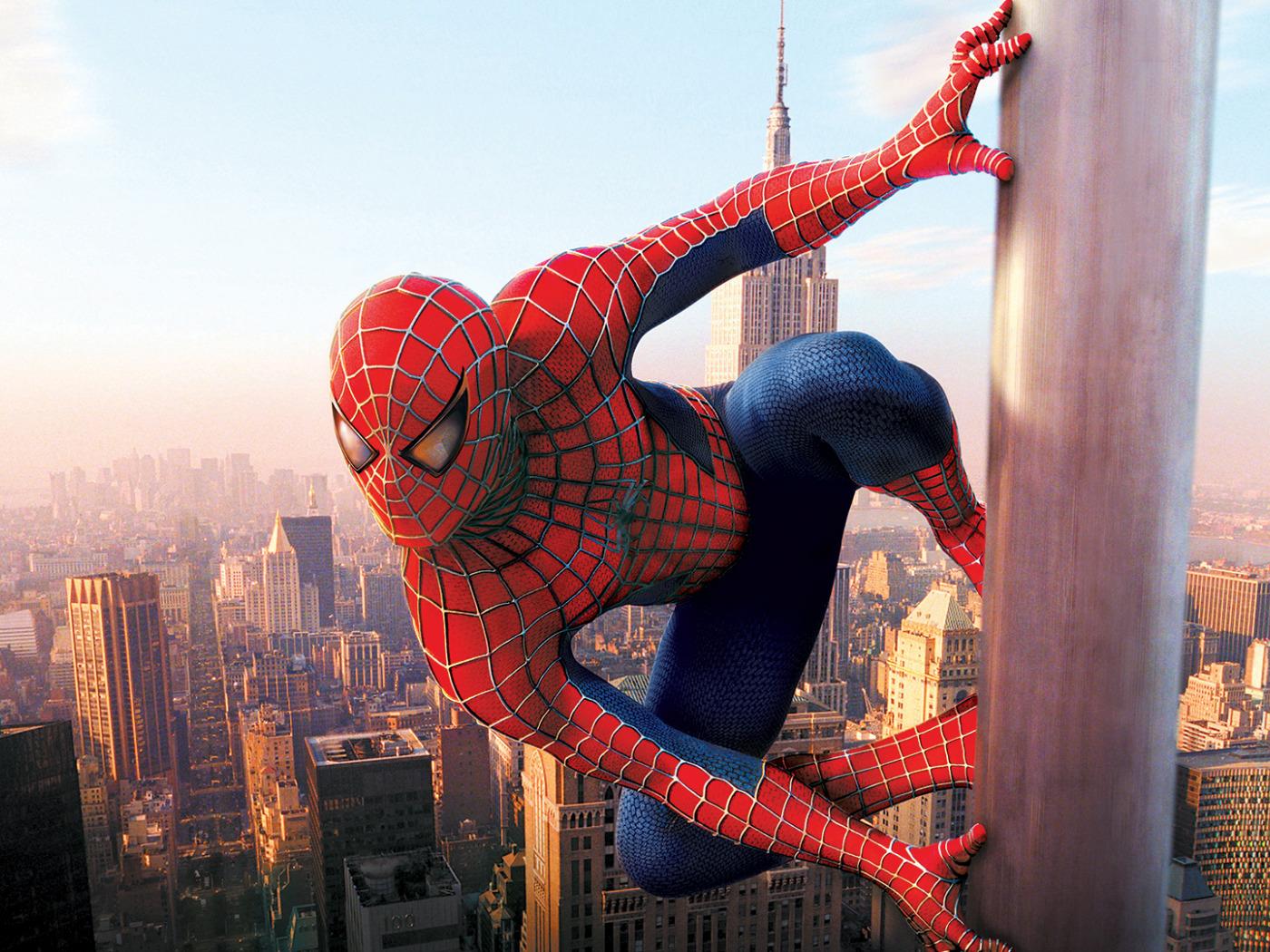 картинки про человек паука