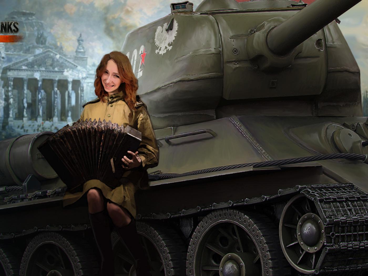 Classic girl tank — img 3