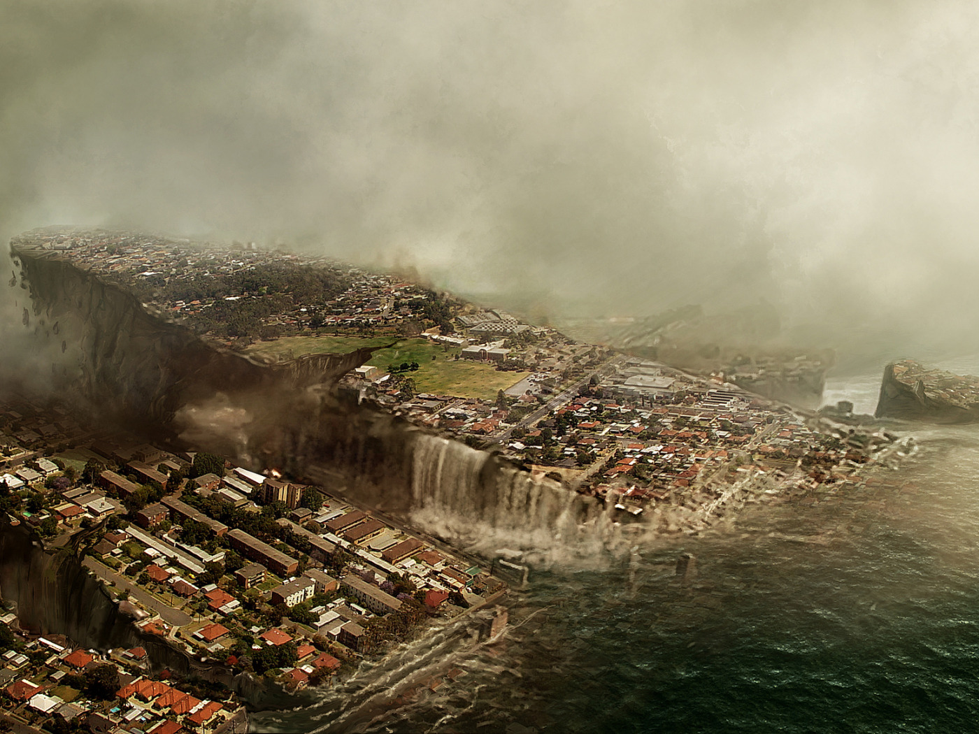 Картинки конца света онлайн