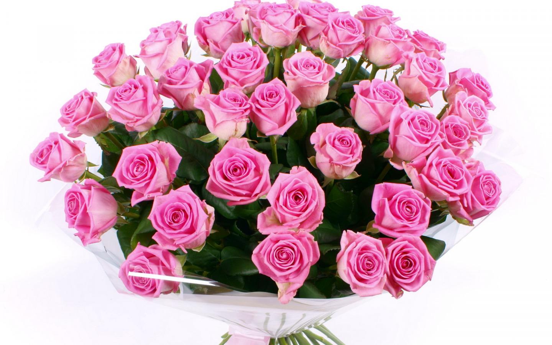Цветы открытка роза