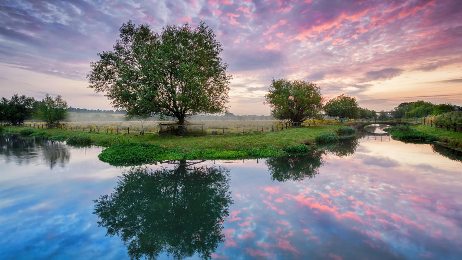 Картинки красивые летние пейзажи