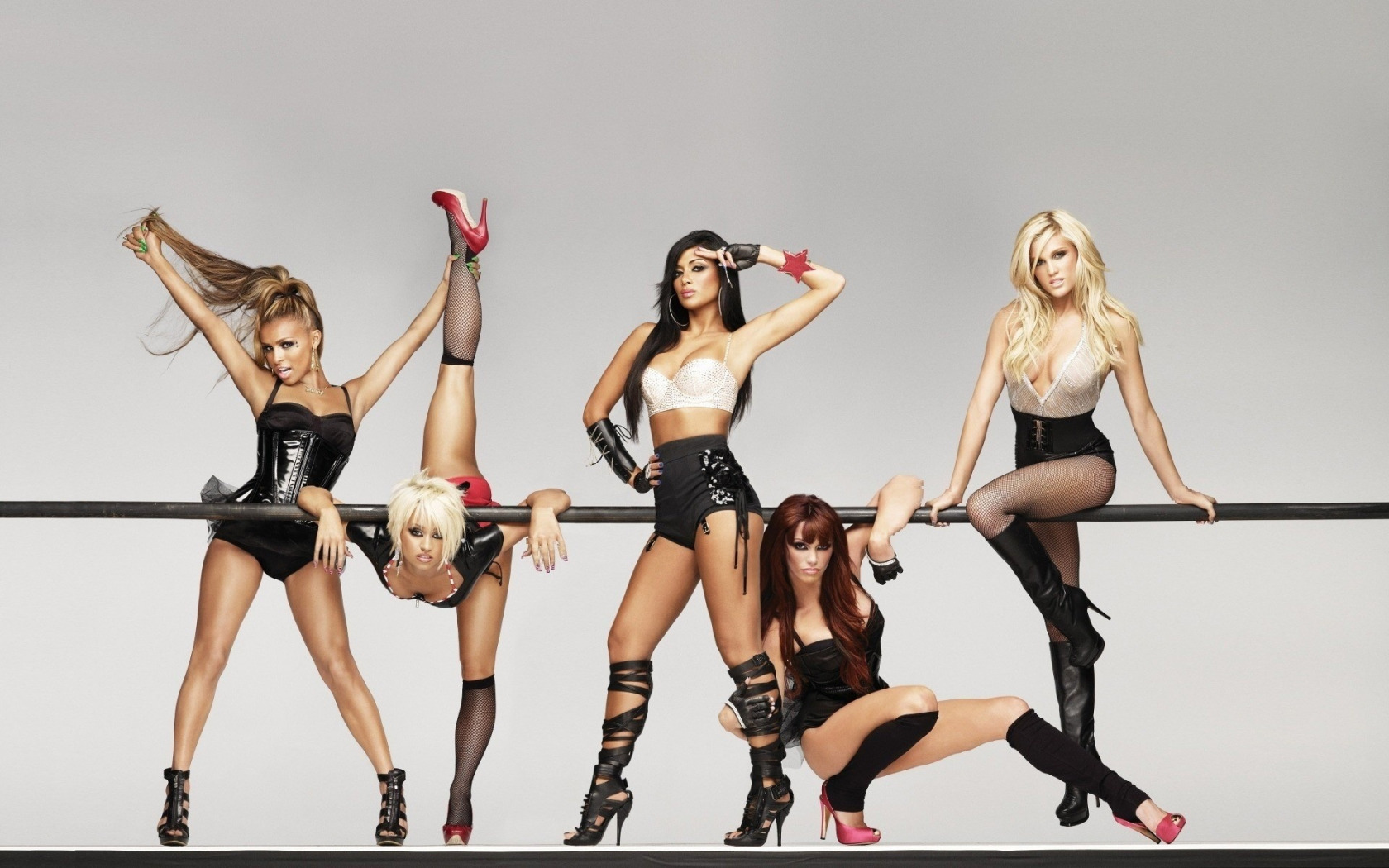 The sirens dancers strippers girls