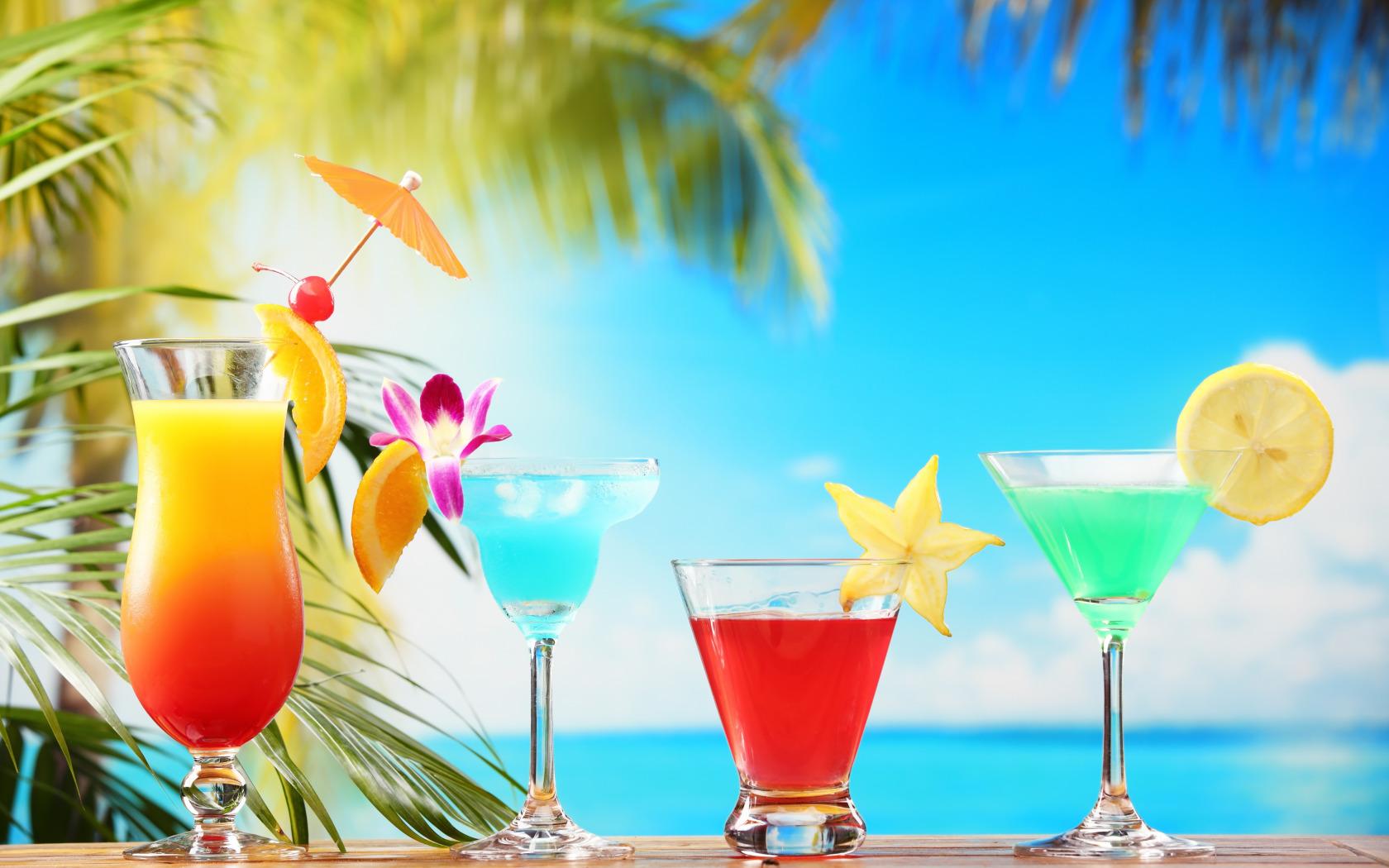 Море коктейль картинка