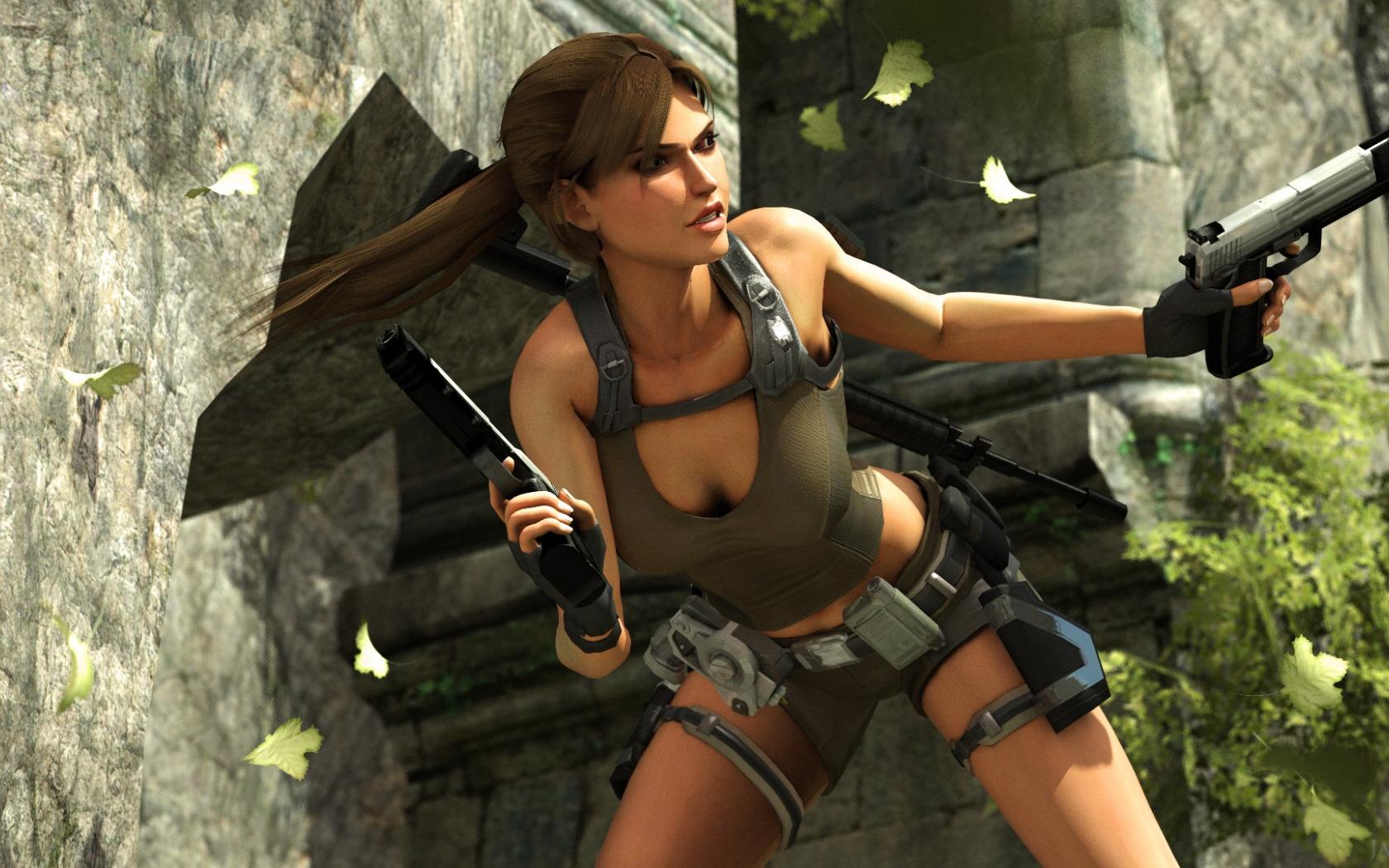Lara croft underworld softcore clips