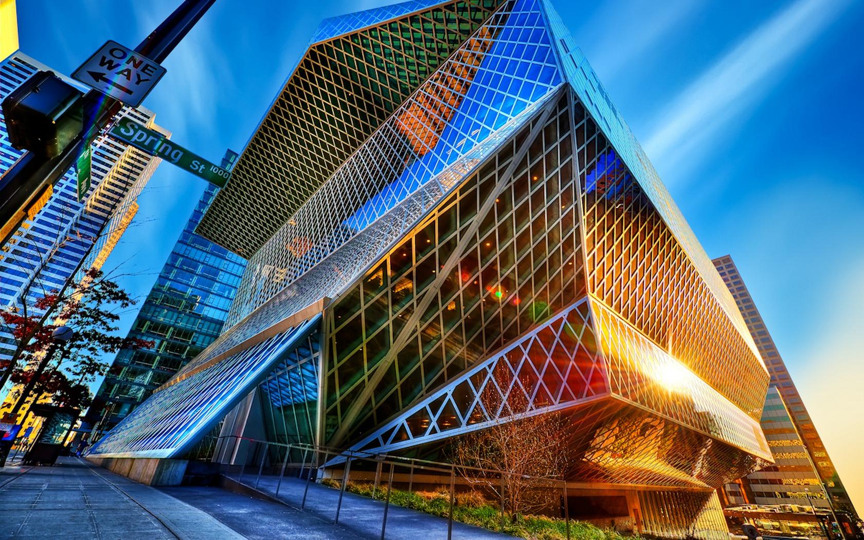 такой архитектура современного города фото случилось