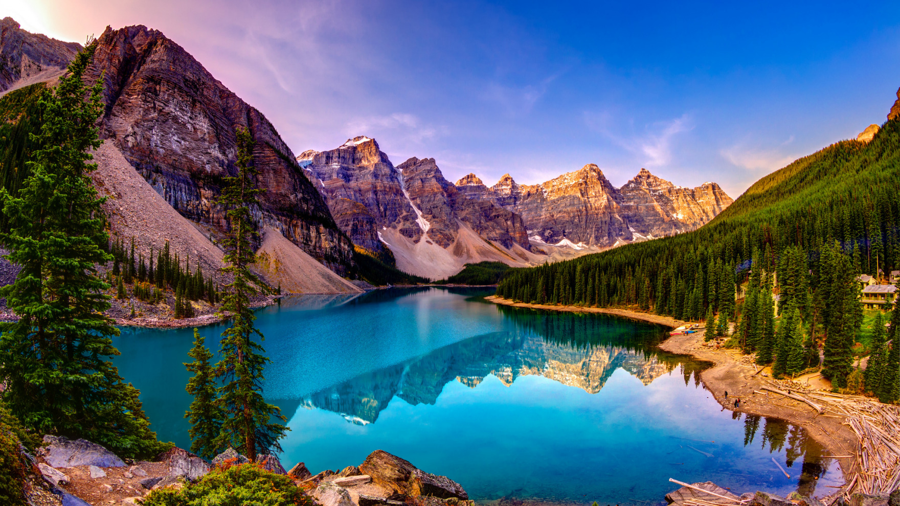 Открытки с пейзажами гор