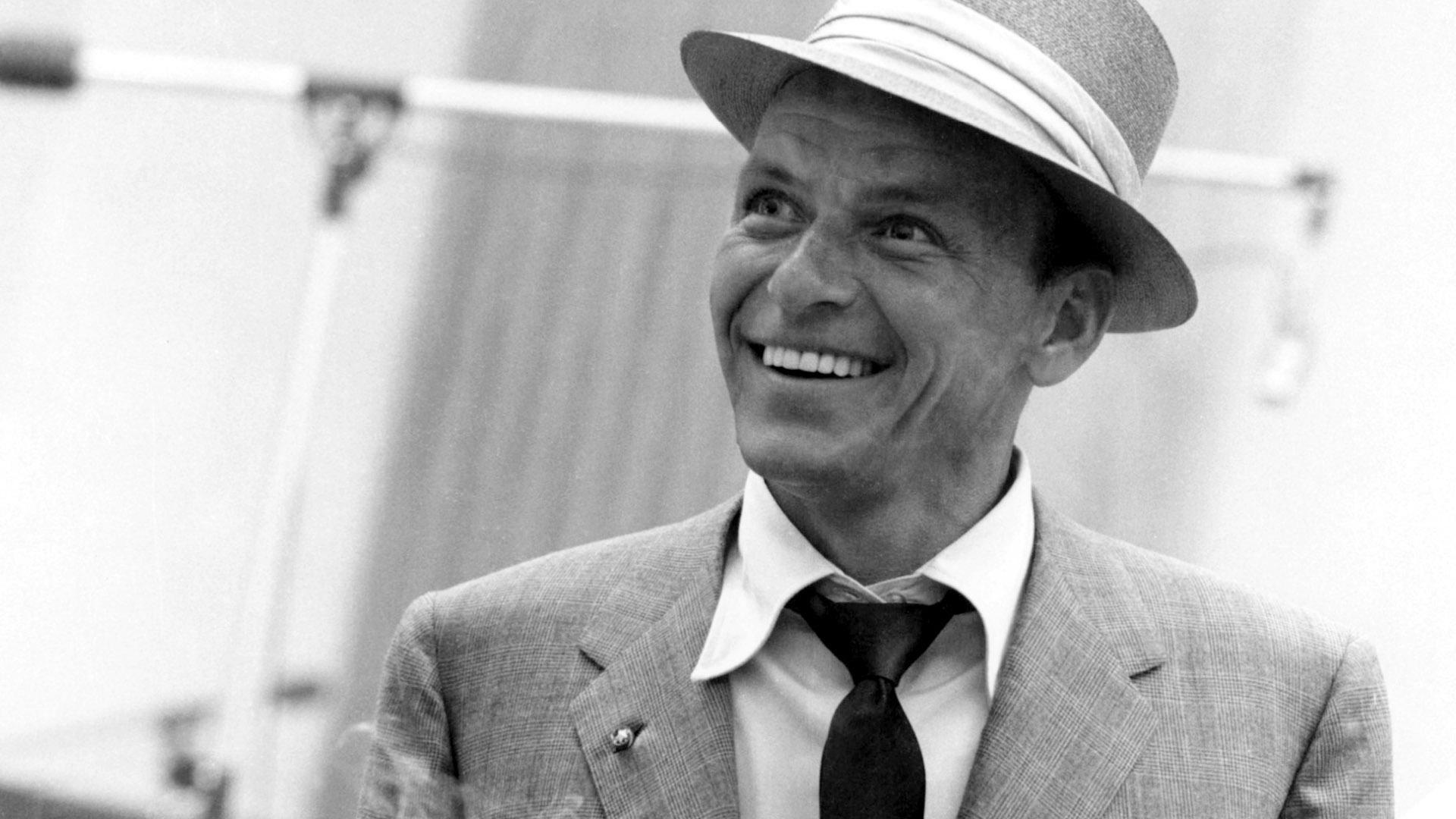 a biography of francis albert frank sinatra an american singer actor director and producer
