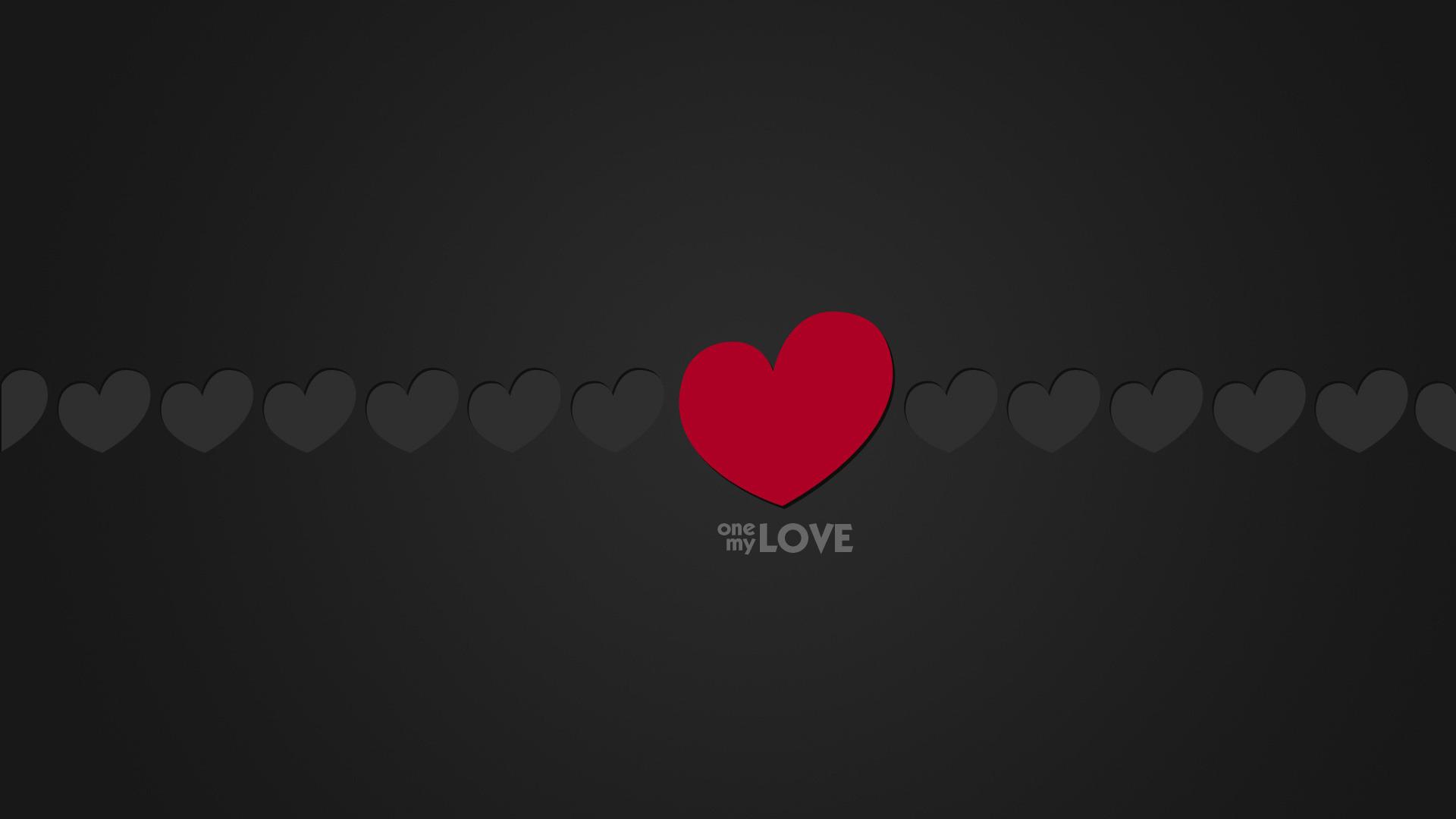 Прикольные картинки с надписями о любви на черном фоне