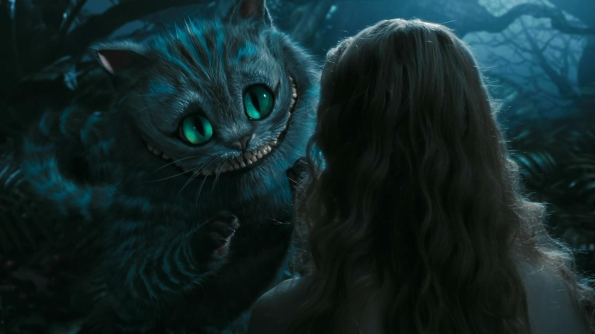 Картинках, картинки с чеширским котом из фильма алиса