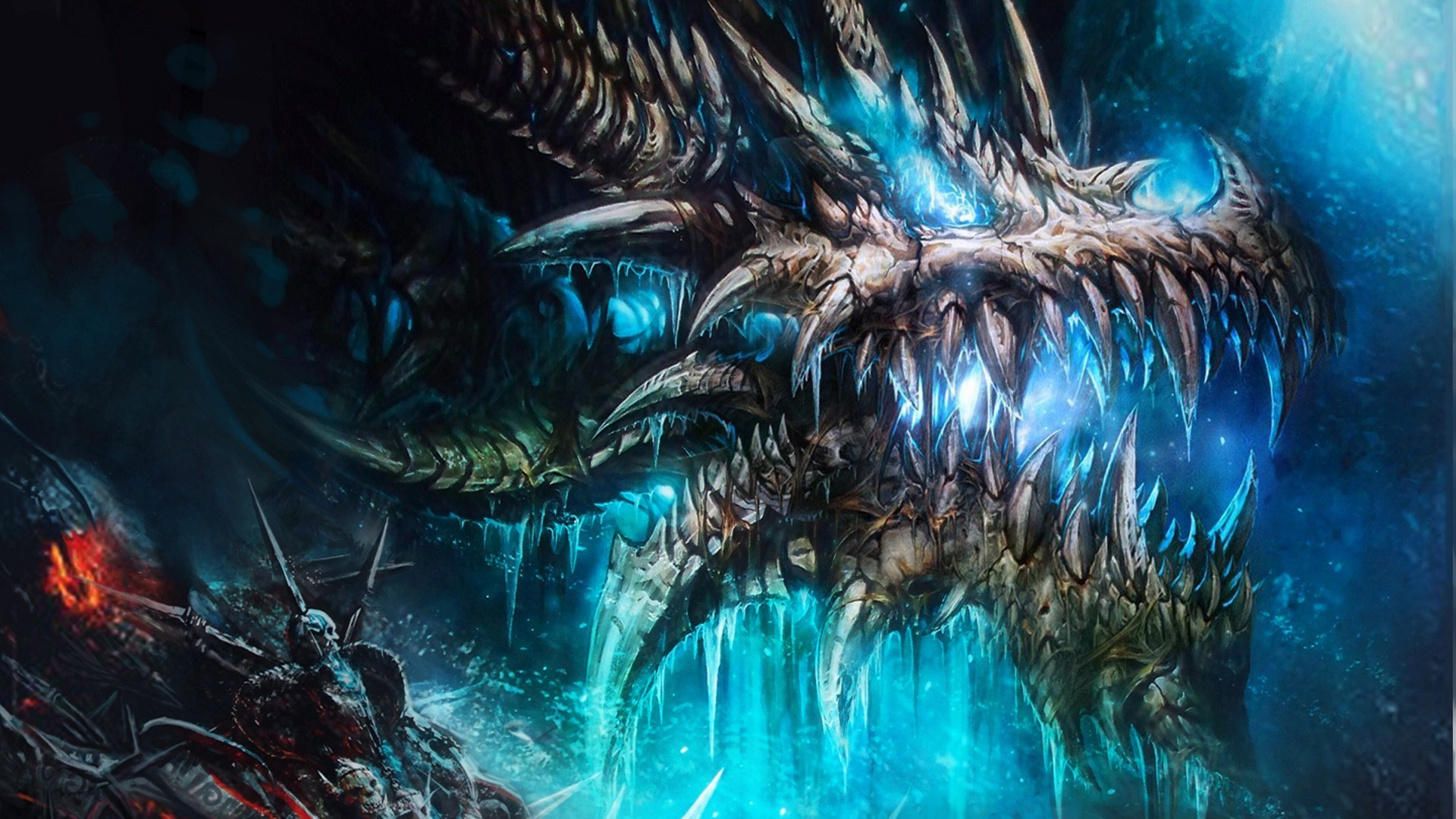 hearthstone Дракон-скелет