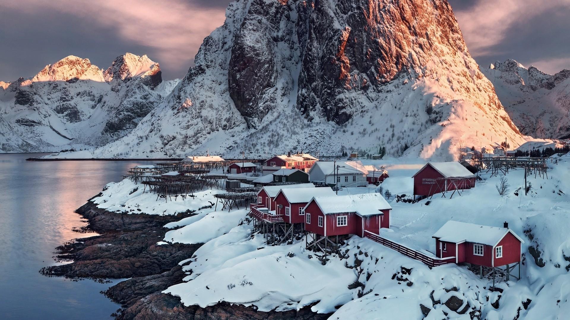Что посмотреть в норвегии зимой
