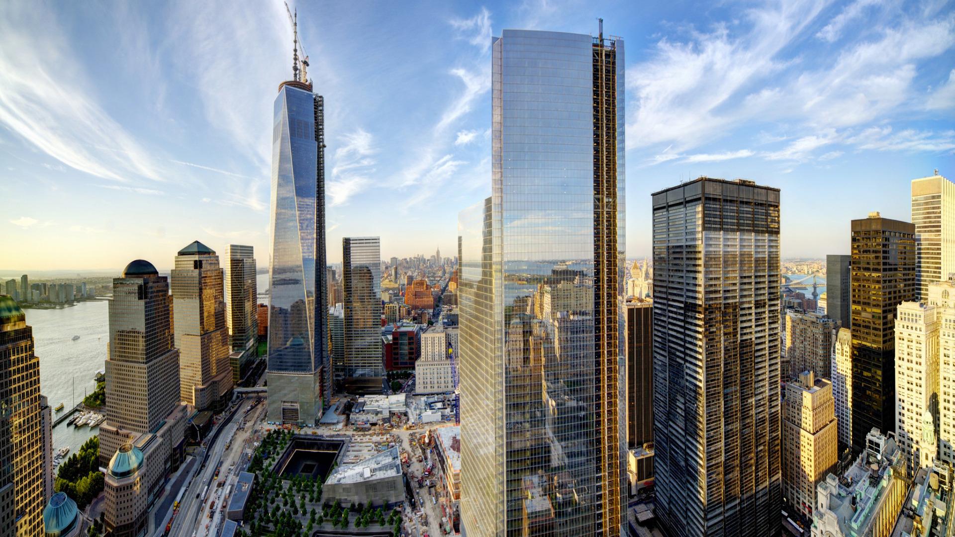 3d здания фото