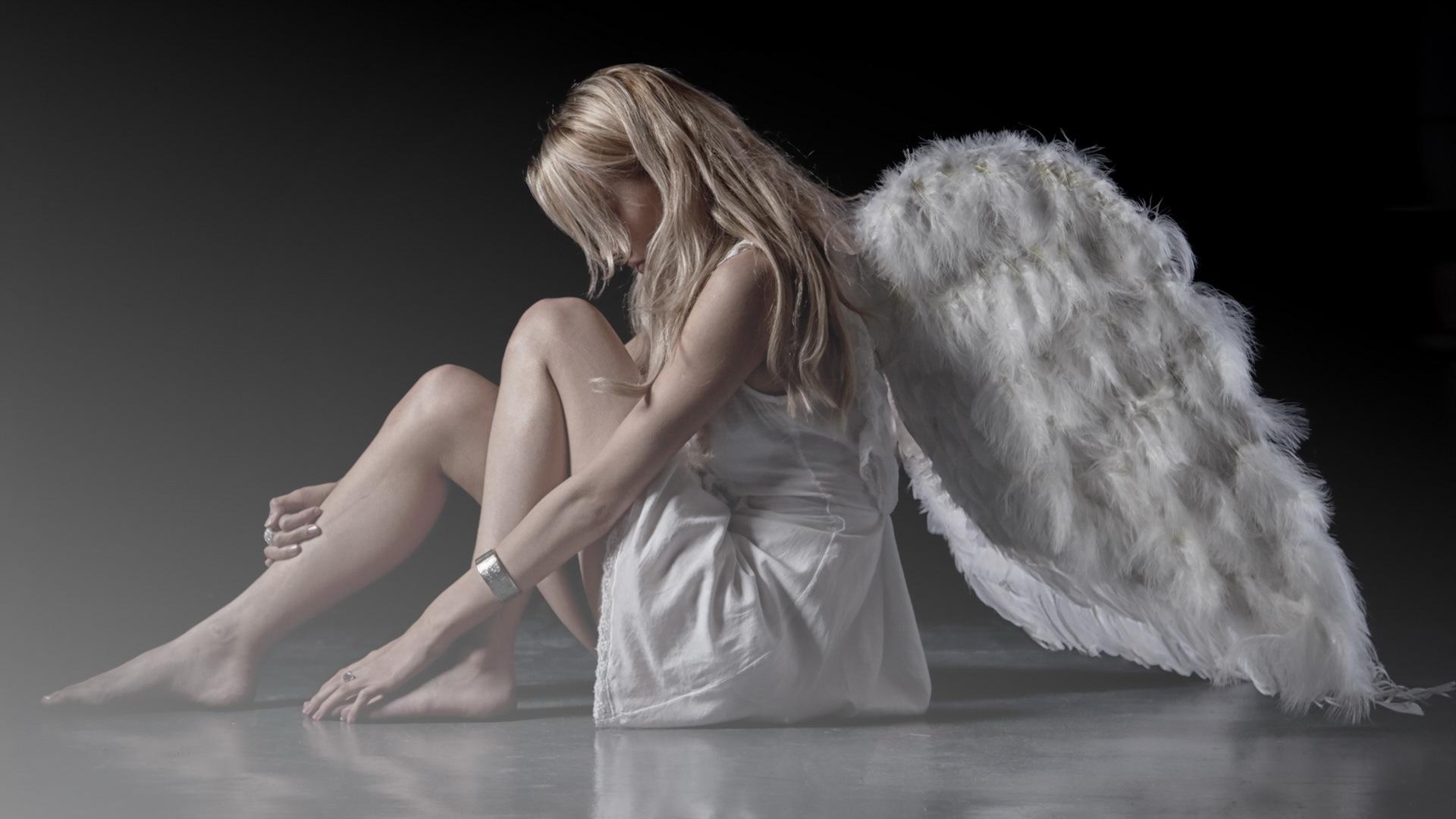 картинки фото ангелов обои