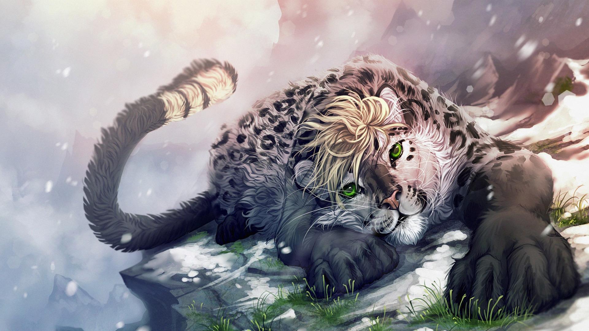 картинки фэнтези и тигры нравится посещать
