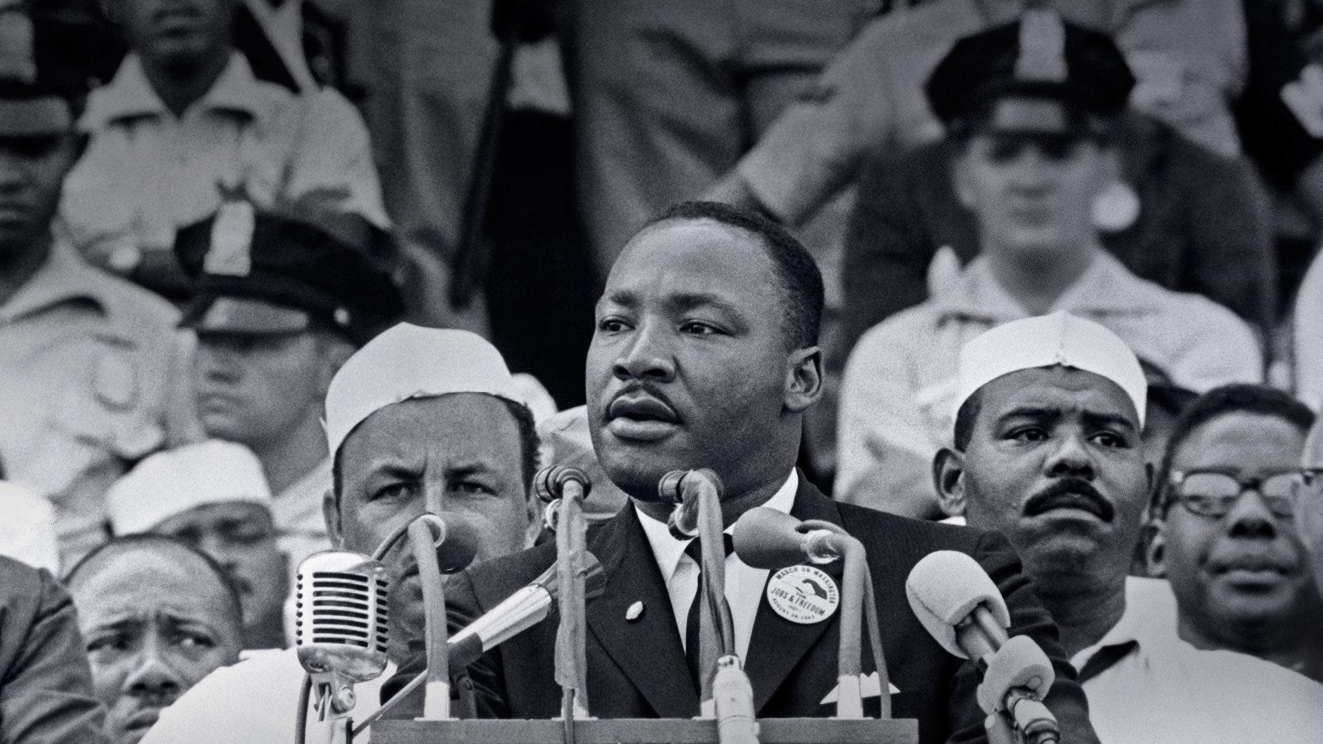 an analysis of the racism in the united states and the speech called i have a dream by martin luther