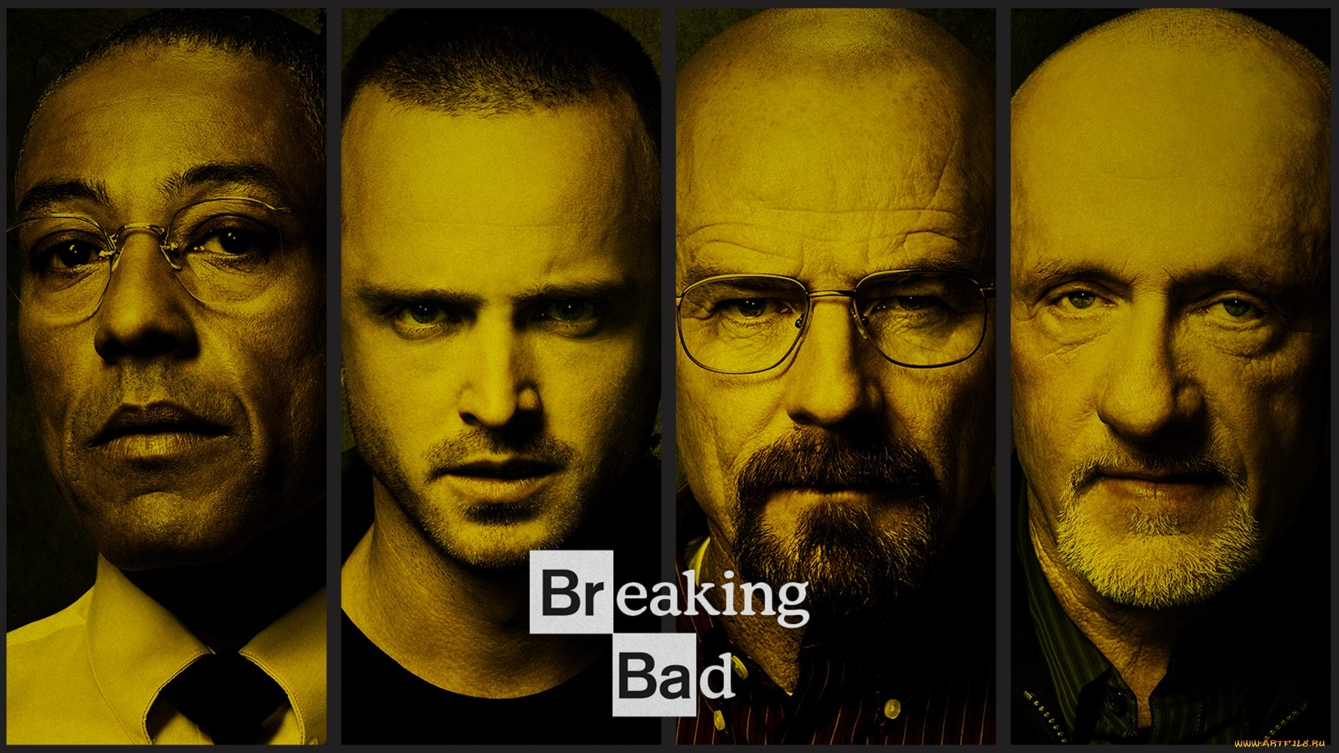 breaking bad seasons - HD 1920×1080