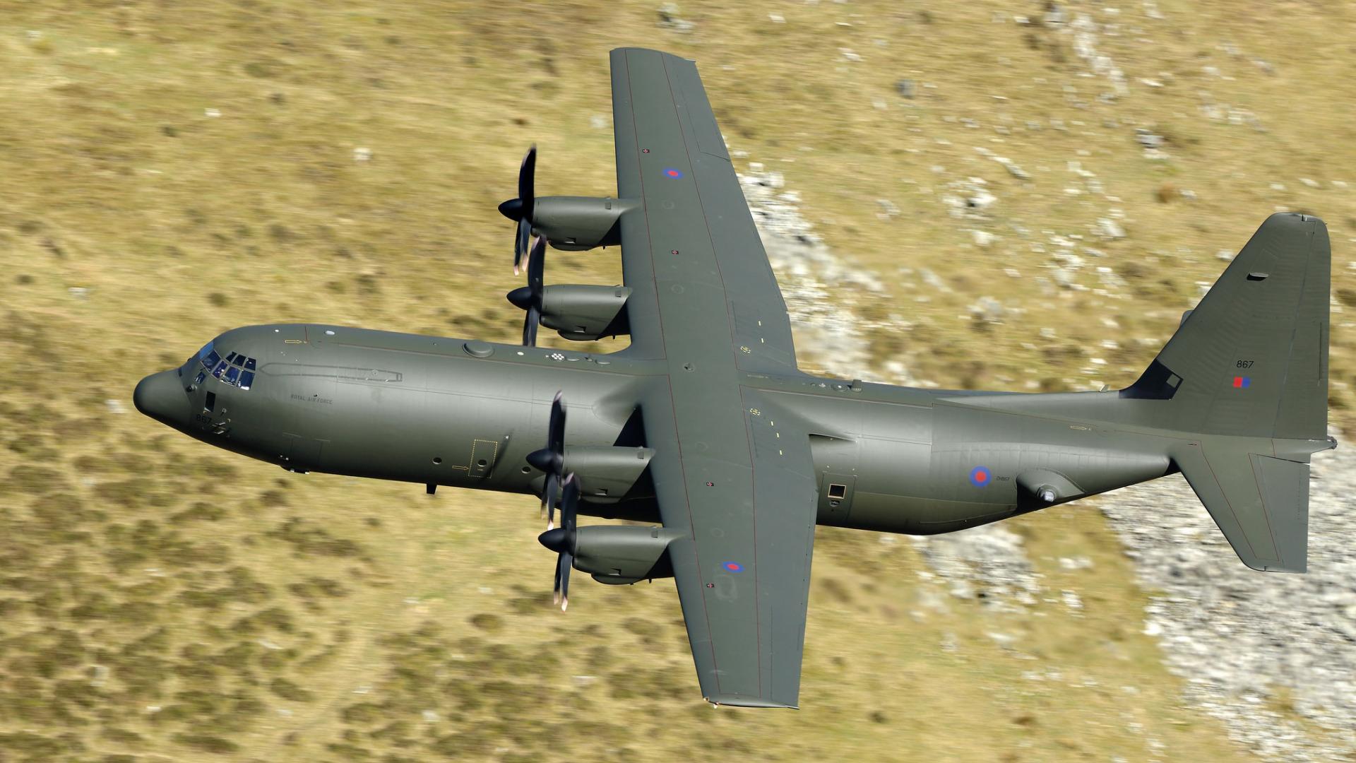 Lockheed C130 Hercules  Wikipedia