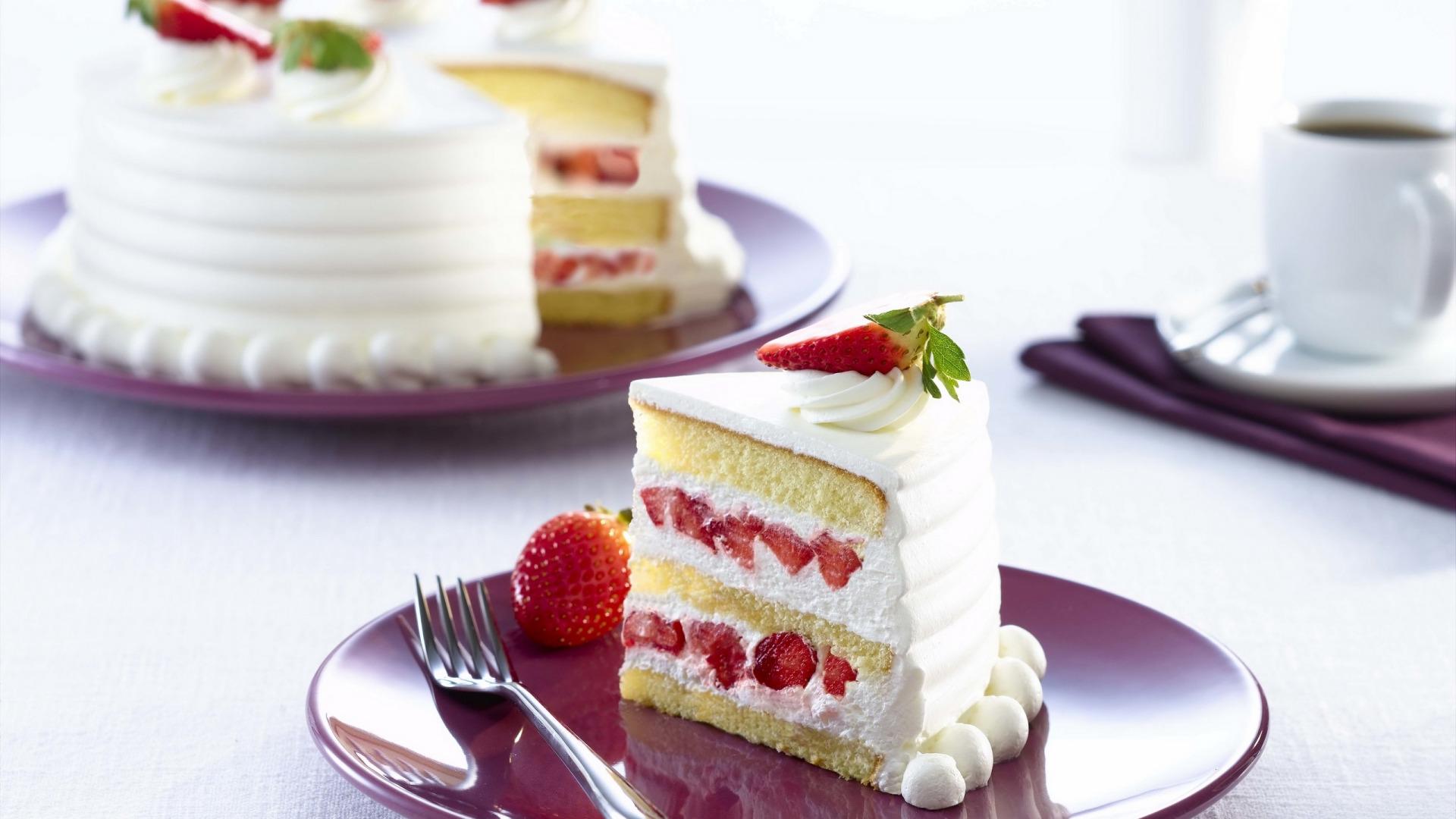 Как сделать торт из коржа дома