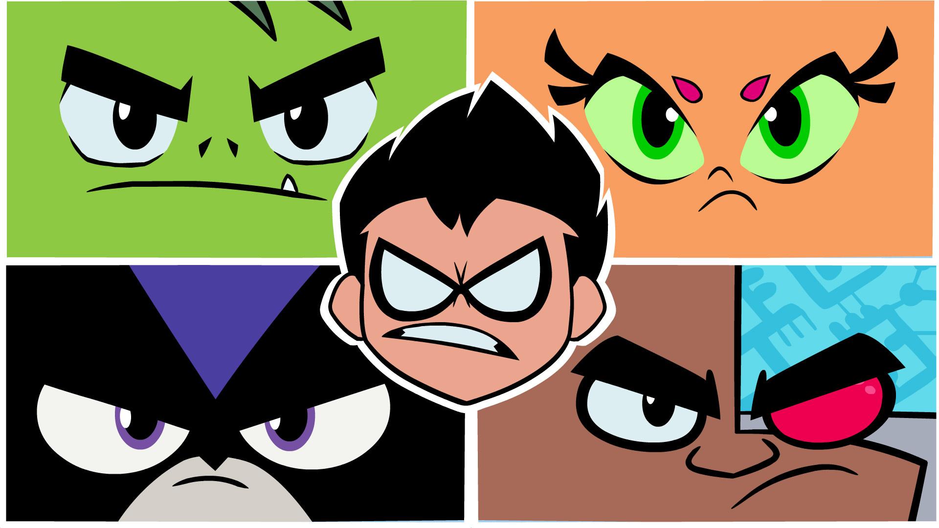 Teen Titans Go HD Wallpapers PixelsTalk. Net