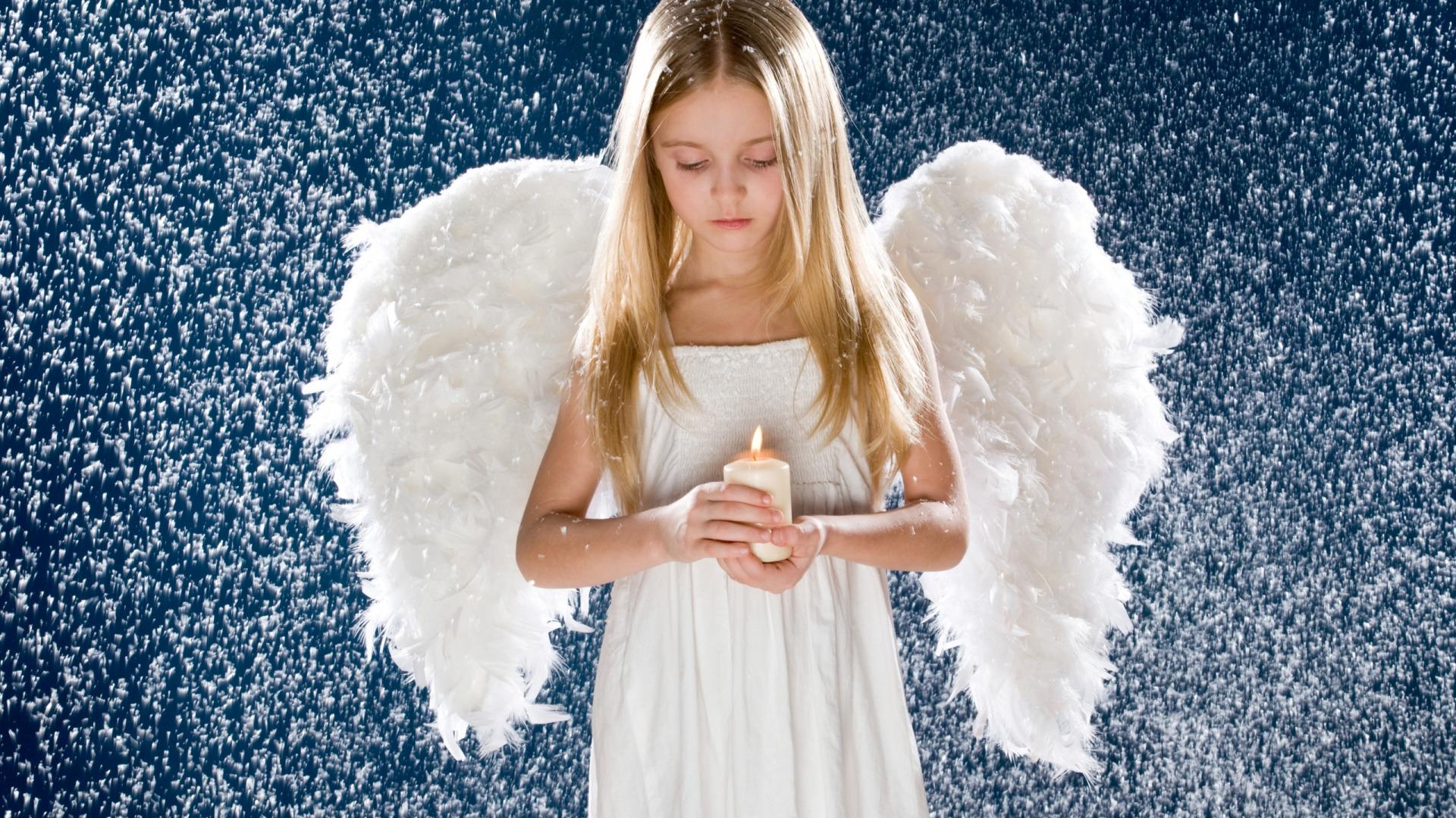 Картинки фото ангелы, класс изо