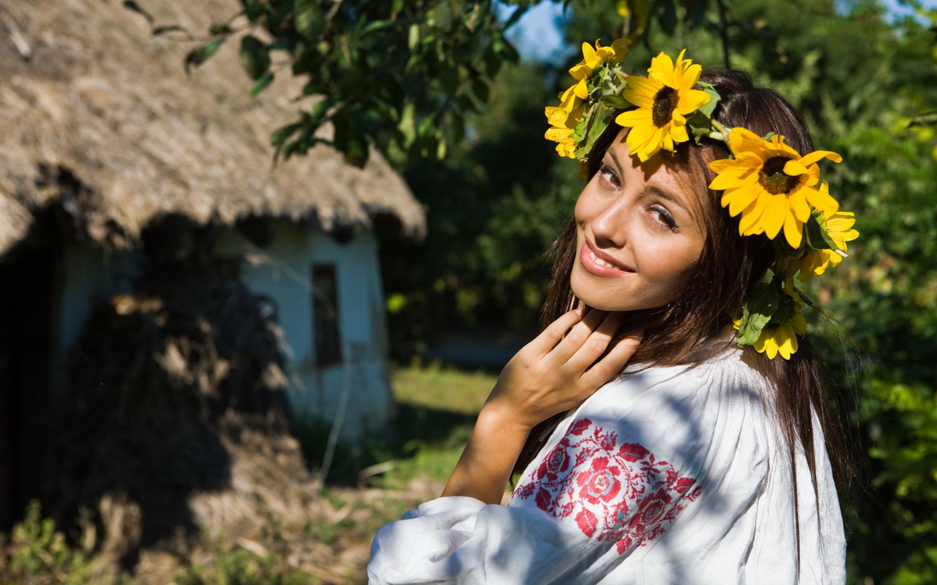 Украиночки домашнее фото #1