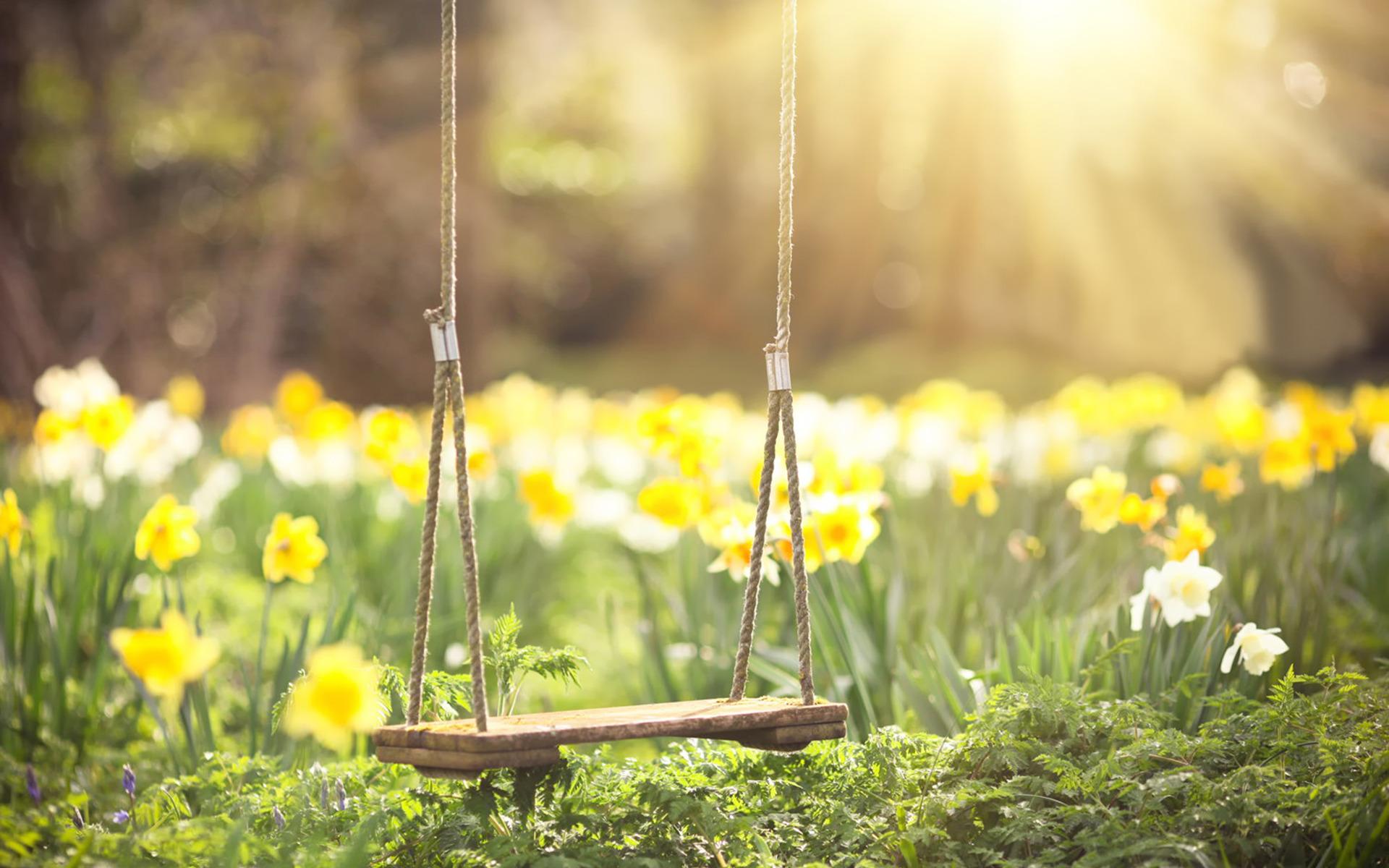 юнникова фото на рабочий стол весна солнце кубачинское