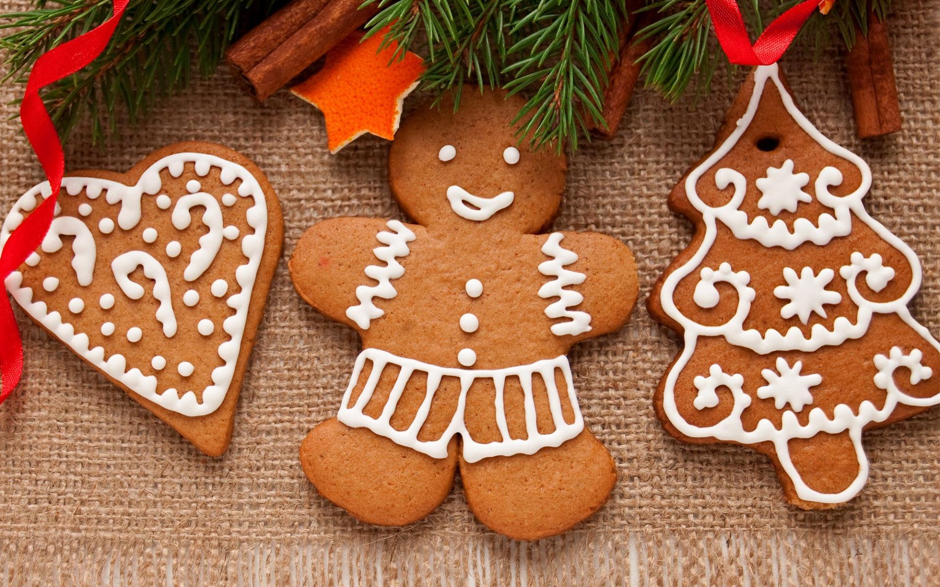 Картинки для печенья новый год