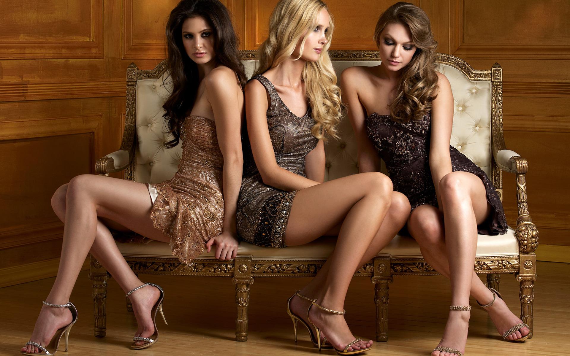 С двумя русскими девушками, С двумя русскими девушками так приятно устраивать 16 фотография