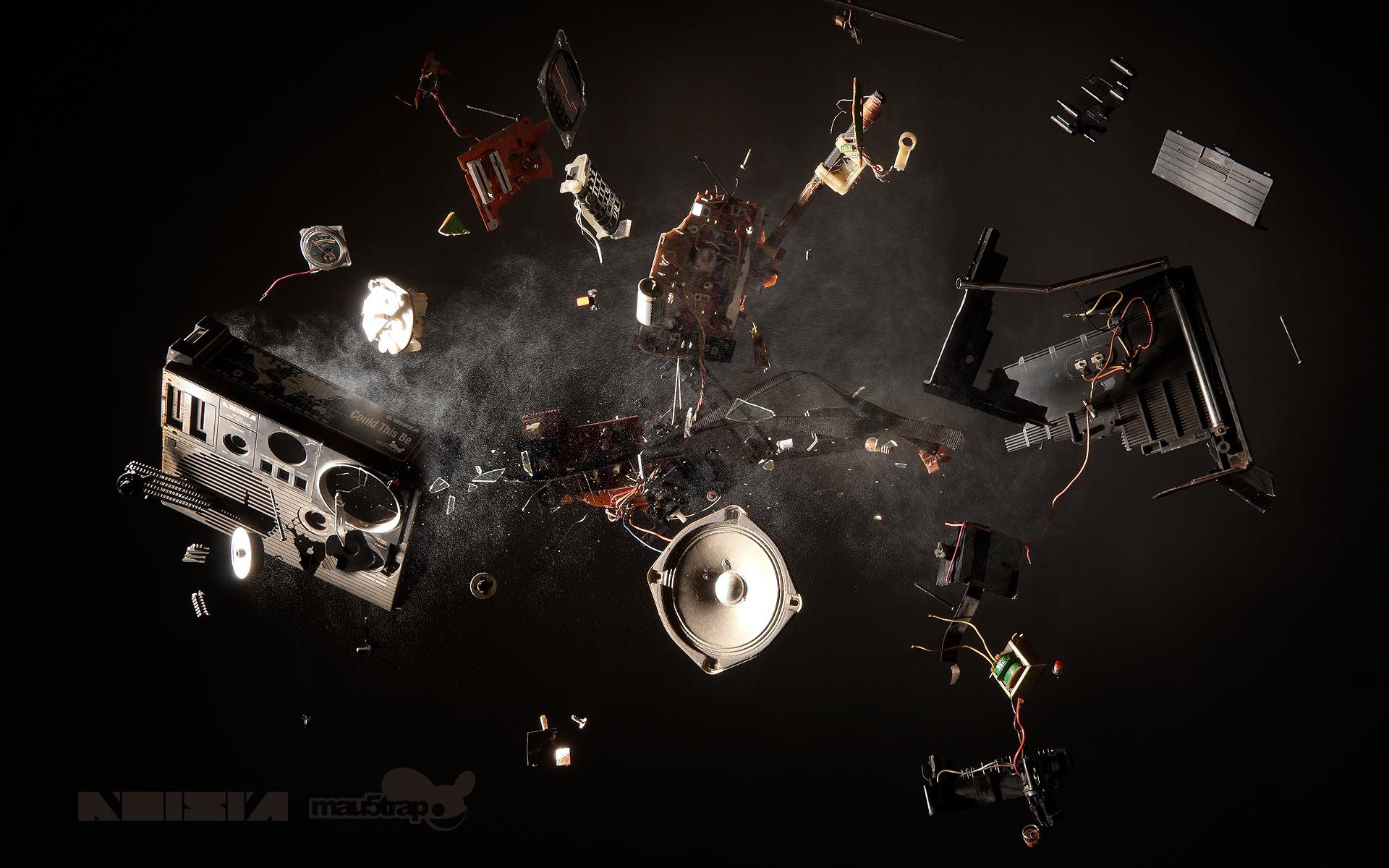 Взрыв музыки картинки