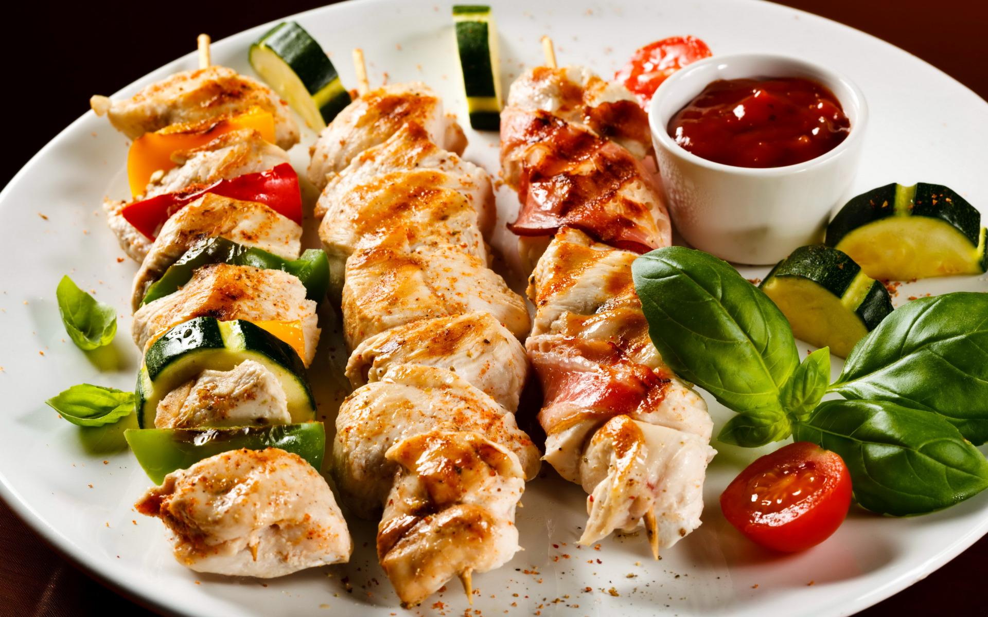 Фото красивых картинок еды