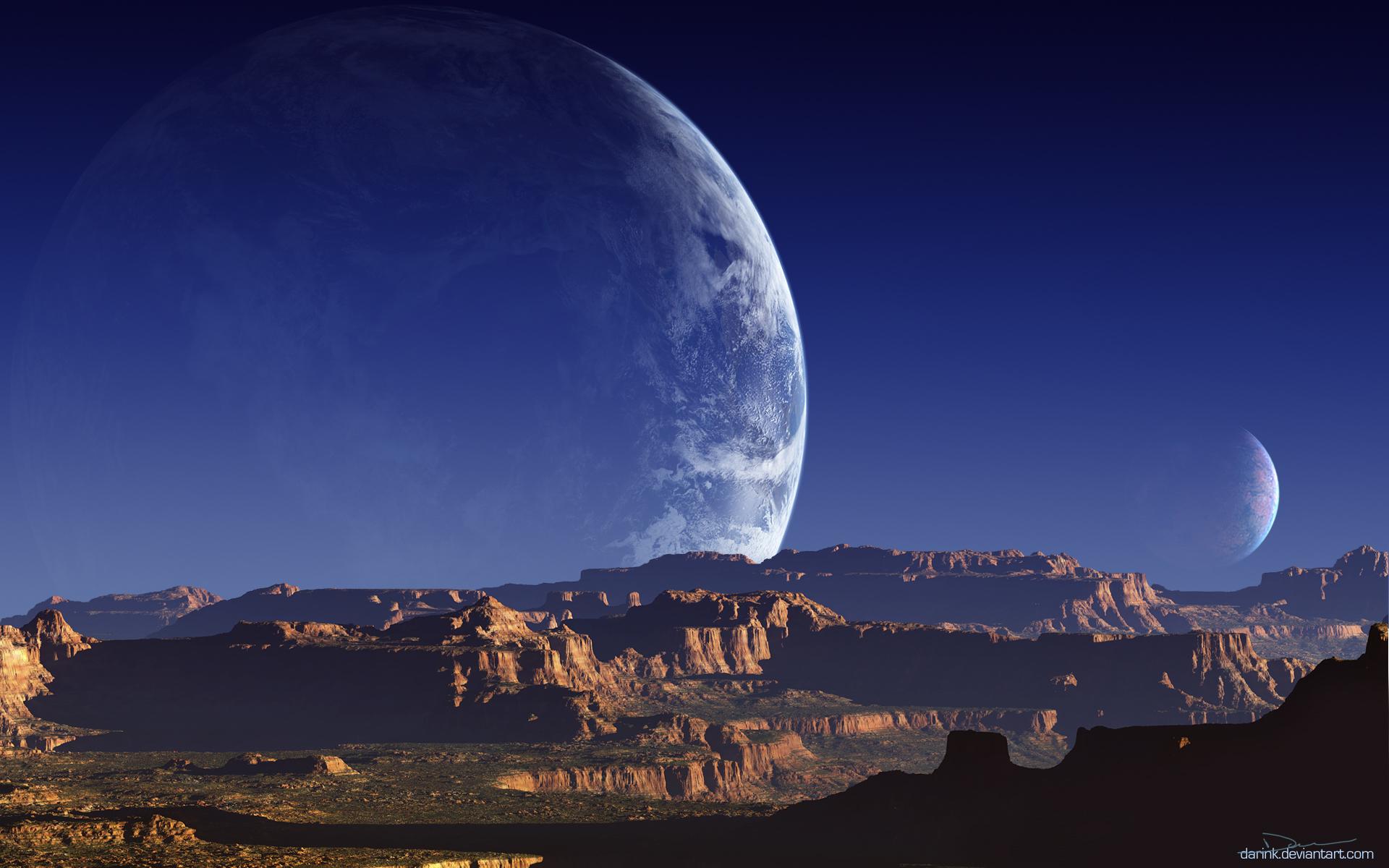уже картинки луны и других планет очень веселый